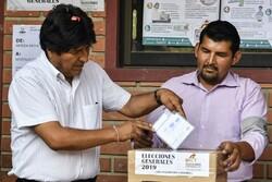 زمان برگزاری دور دوم انتخابات بولیوی اعلام شد