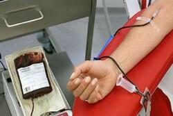 شیوع کرونا اهدای خون در سیستان و بلوچستان را کاهش داده است