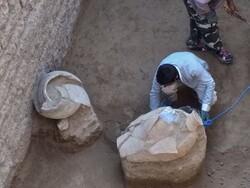 Achaemenid, Parthian clay seals unearthed in northeast Iran