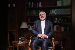 FM Zarif calls for 'collective' measure to push back US 'addiction' to sanctions