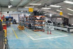 همکاری جهاددانشگاهی در تولید خودروهای برقی