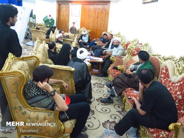 نشست اندیشه ورزی در ششمین کنگره بین المللی «عهد مع الحسین (ع) و لقاء الحسین (ع)»