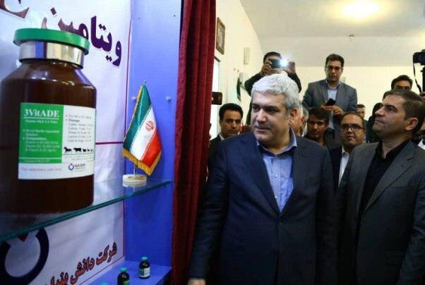 جدیدترین داروی ایرانی در حوزه دامی رونمایی شد
