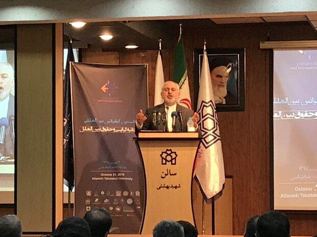 'Multilateralism' a must in today's world: FM Zarif