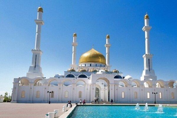 ساخت مسجد در قزاقستان افزایش یافته است