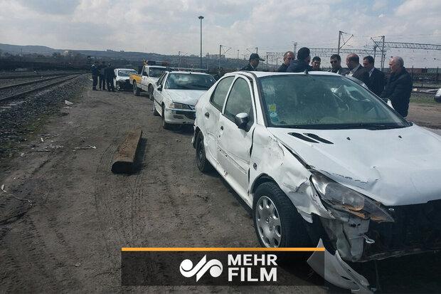 نحوه تامین خسارت خودروی زائران اربعین حسینی