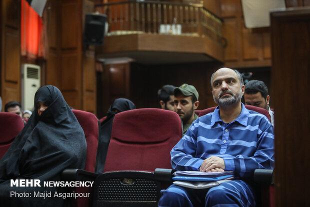 چهارمین جلسه دادگاه رسیدگی به اتهامات شبنم نعمتزاده، احمدرضا لشگریپور و شرکت توسعه دارویی رسا