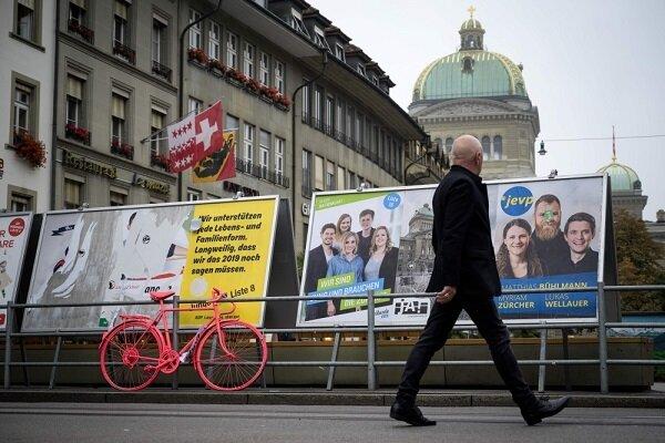 پیروزی تاریخی سبزها در انتخابات پارلمانی سوئیس