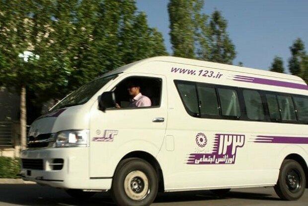 برقراری بیش از ۱۱ هزار تماس با اورژانس اجتماعی در کرمانشاه