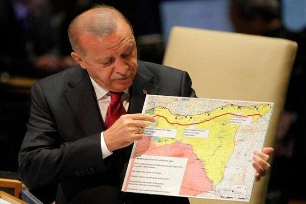 """المآرب الحقيقية  ل""""نبع السلام التركي"""" المزعوم"""