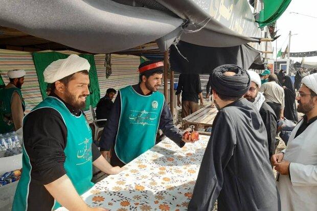 روحانیون مهران پرچمداران مکتب ایثار