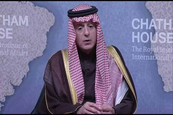 Saudi Adel al-Jubeir reiterates baseless claim on Iran's role in Aramco attack