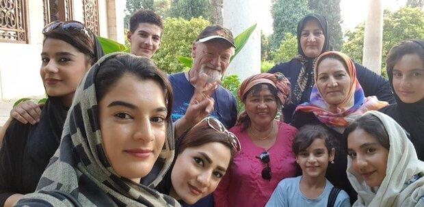 Iran is a hugely 'friendly' country despite propagandas, New Zealander professor says