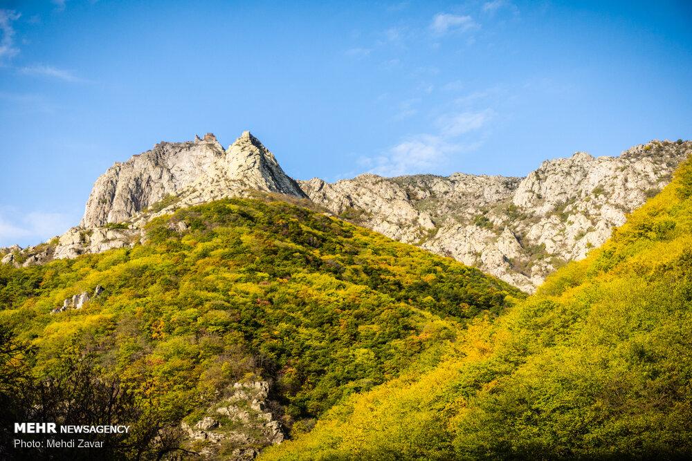 """غابات """"ارسباران""""؛ طبيعة خلابة وتراث عالمي في شمال غربي ايران / صور"""