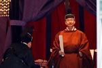 امپراتور جدید ژاپن بر تخت سلطنت نشست
