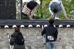 ورود معترضان در کره جنوبی به سفارت آمریکا