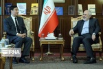 Zarif says Iran's relations with China are 'strategic'