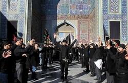 اقامه عزای ۲۸ صفر در مساجد کرمانشاه / اعزام بیش از ۱۰۰ مبلغ