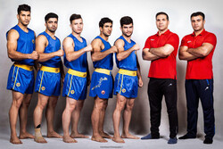 Iranian Sanda practitioners defend world title in China