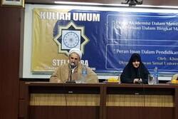 تمدن نوین اسلامی جامعه را به سمت فلاح و رستگاری پیش میبرد