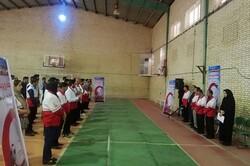 دومین دوره انتخابی المپیاد ورزشی هلال احمر استان بوشهر آغاز شد