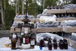 دستگیری ۳۶ نفر و کشف بیش از ۳۴ هزار قلم انواع داروی قاچاق