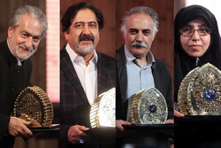 Cultural figures with top works on Ashura tragedy honored