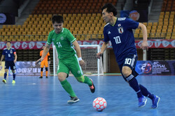 پیروزی پرگل تیمهای ملی فوتسال میانمار، تایلند و ژاپن