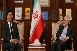 Zarif, Çin'in Ortadoğu Özel Temsilcisi ile bölgeyi konuştu