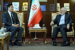 FM Zarif hails China's support to HOPE initiative