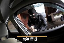 سرقت ECU پژو ۲۰۶ در حدود۱۵ثانیه
