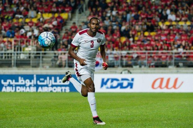AFC بازیکن السد قطر را نقره داغ کرد