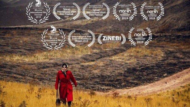 'Double' goes to Female Eye Filmfest. in Canada