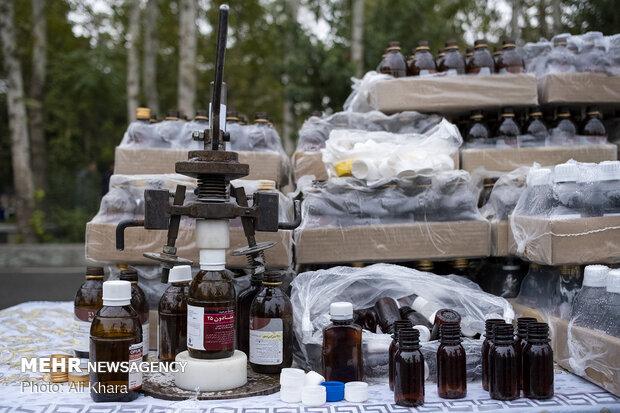 طرح شناسایی و دستگیری دلالان قاچاق دارو