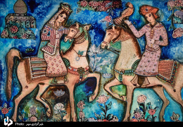Exhibit of Iranian handicrafts opens in Muscat