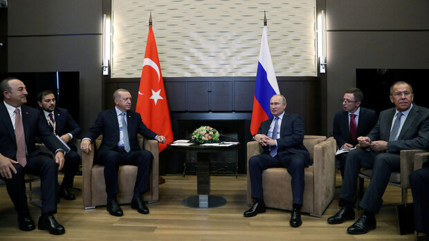 Unlawful foreign presence must end in Syria: Putin