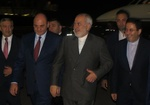 Iran's Zarif in Baku to attend NAM meeting
