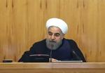 روحاني: لا نسمح بالصاق تهمة تبييض الاموال للنظام المصرفي الايراني