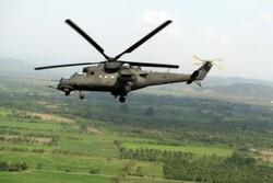 نیجر از روسیه بالگرد تهاجمی «ام آی-۳۵» میخرد