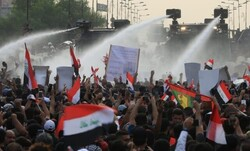 Misusing popular protests in Iraq