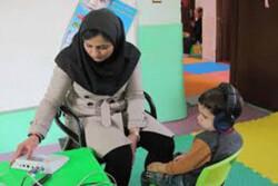 طرح غربالگری شنوایی و بینایی کودکان در قزوین آغاز شد