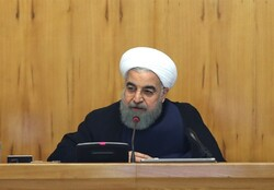روحاني: مزاعم أمريكا بشان مساعدة ايران هي إحدى كبريات أكاذيب التاريخ