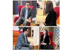 Iran, Azerbaijan FM spoxes exchange views in Baku