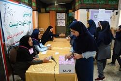 انتخابات شورای دانش آموزی در مدارس چهارمحال و بختیاری برگزار شد
