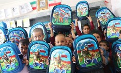 Charity foundation provides 40,000 stationery packages for the deprived