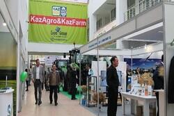 Kazakistan'da Tarım ve Hayvancılık Fuarı