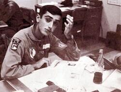 خلبانی که پیکرش به دستور صدام دو نیم شد!