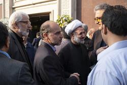 مرحوم محمد احمدیان کی یاد میں مجلس ترحیم