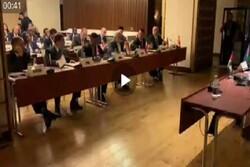 VIDEO: Zarif at NAM meeting on Palestine