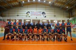 میزبانی شهرداری گنبد از شهرداری ارومیه در آغاز لیگ برتر والیبال